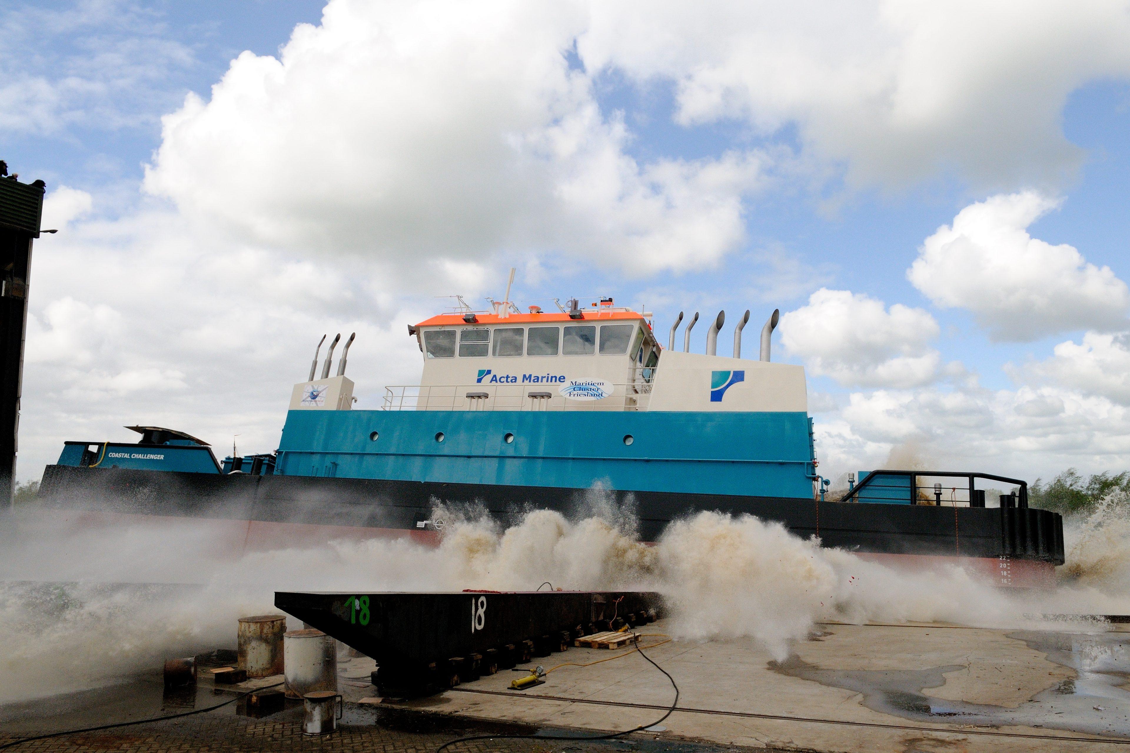 Tewaterlating Acta marine coastal challenger