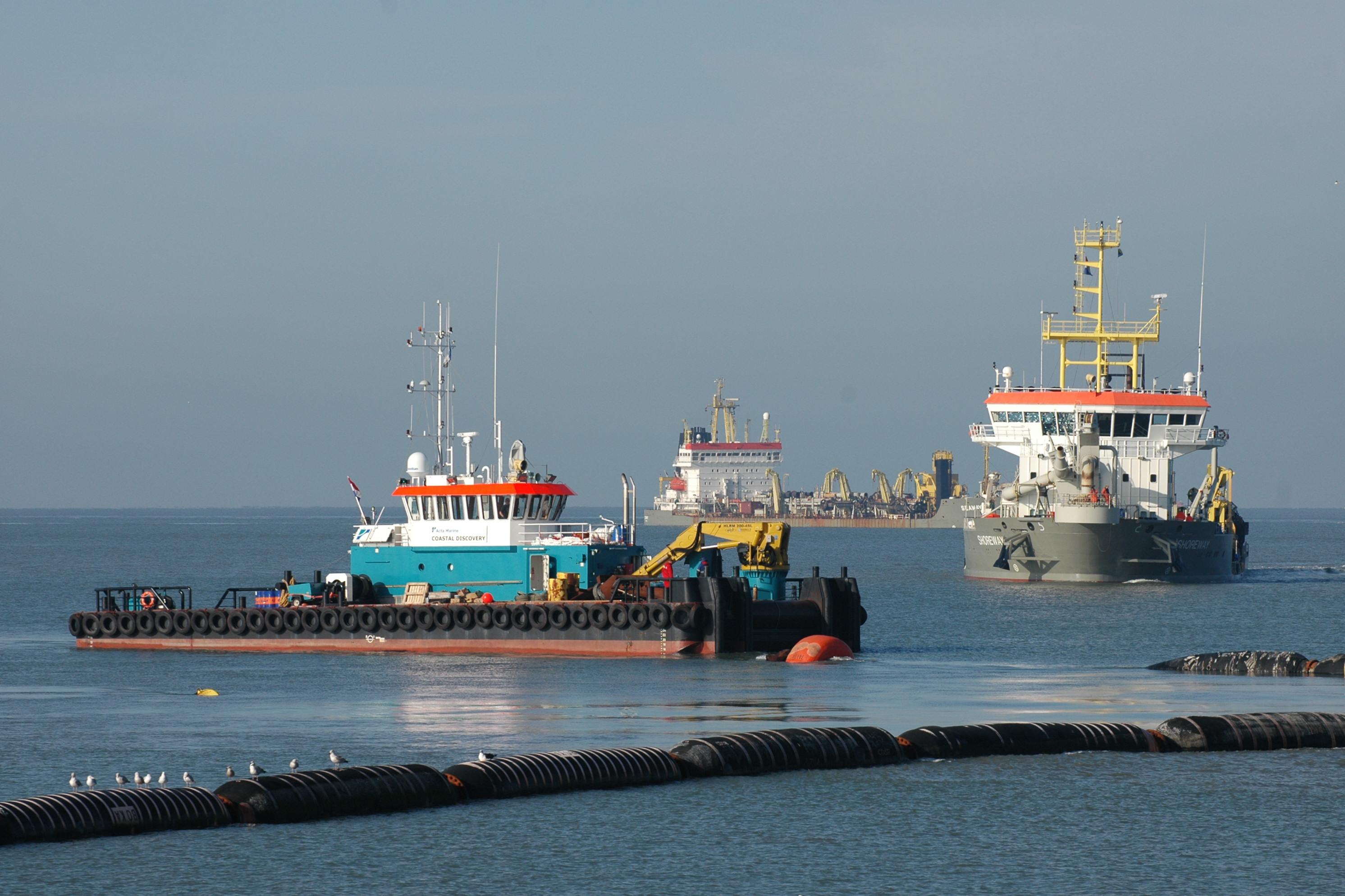 Schip de Coastal Discovery