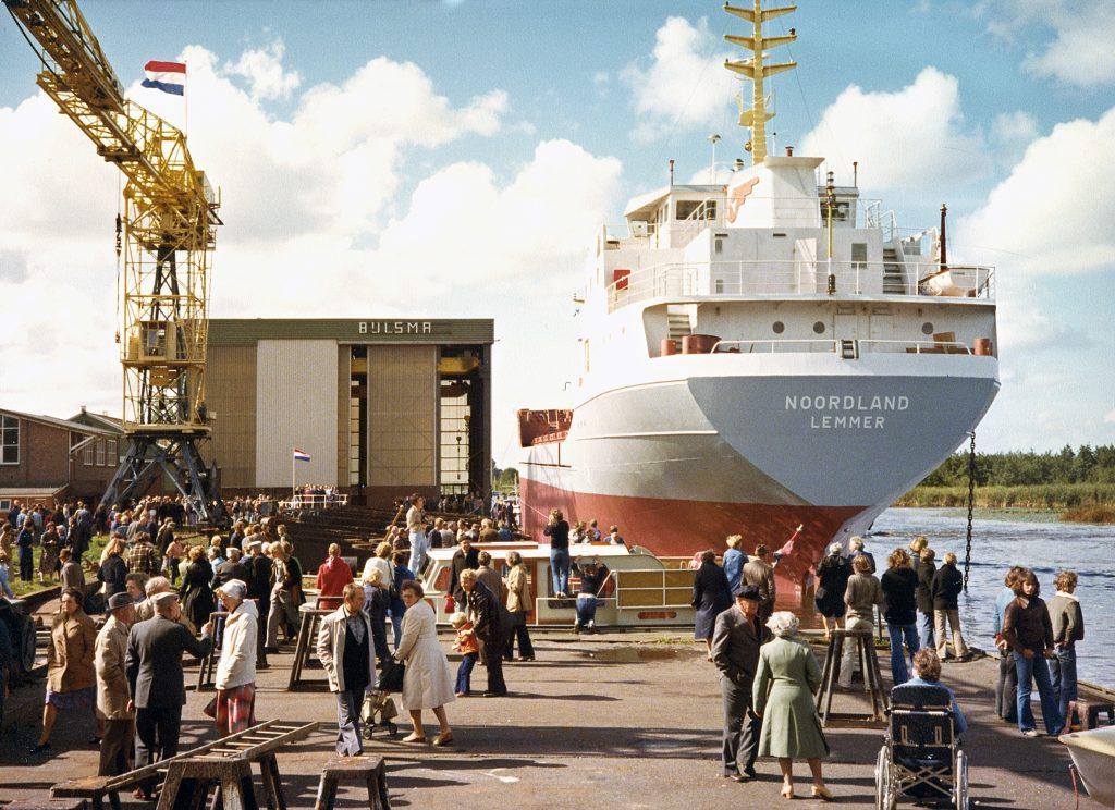 Schip Noordland Lemmer