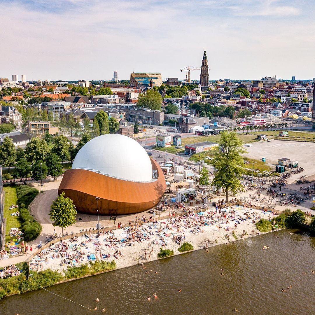 Infoversum in Groningen